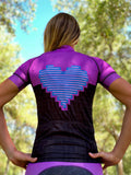 Heart Collection Cycling Jersey