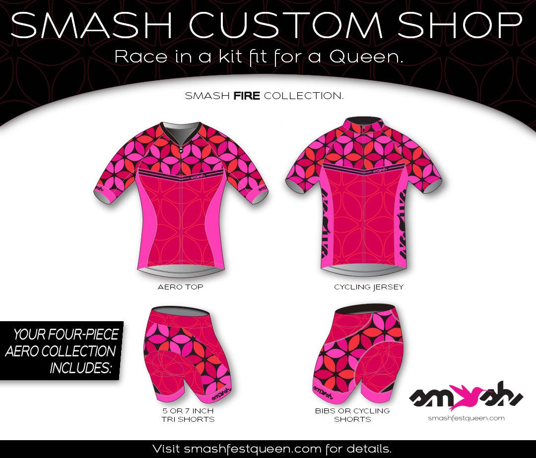FIRE Custom Four-Piece Aero Collection