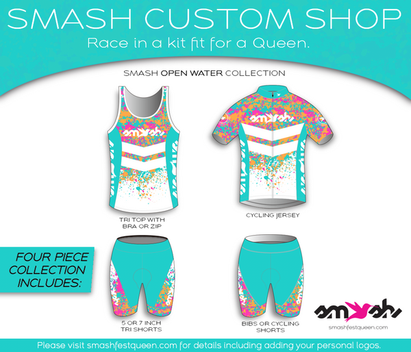 Open Water Custom Four-Piece Collection