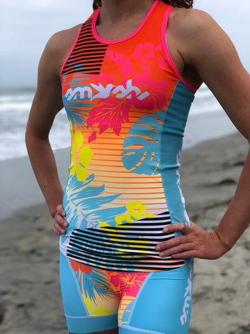 Hawaii Tri Top with Built-in Bra Pre-order