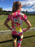 Yellow Lemmon Cycling Jersey