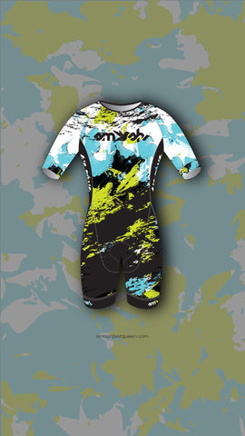 Blue Lemmon Custom Aero Suit