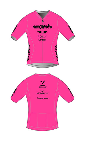 2021 Club SFQ Women's PINK Aero Race Top