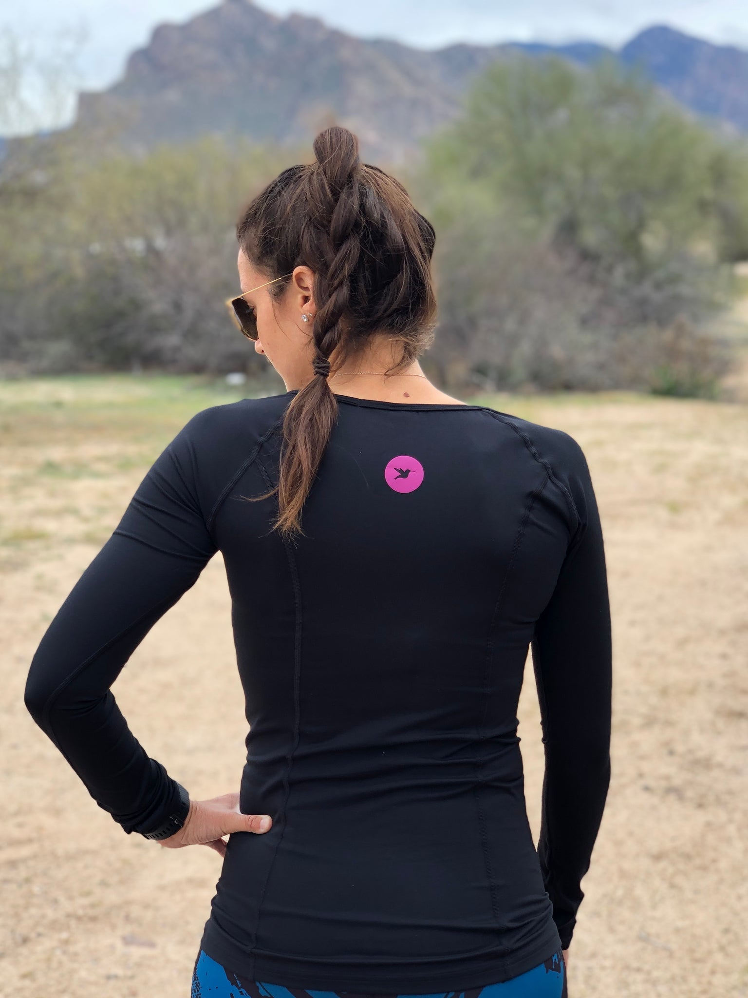 Ultra Black Long-Sleeve