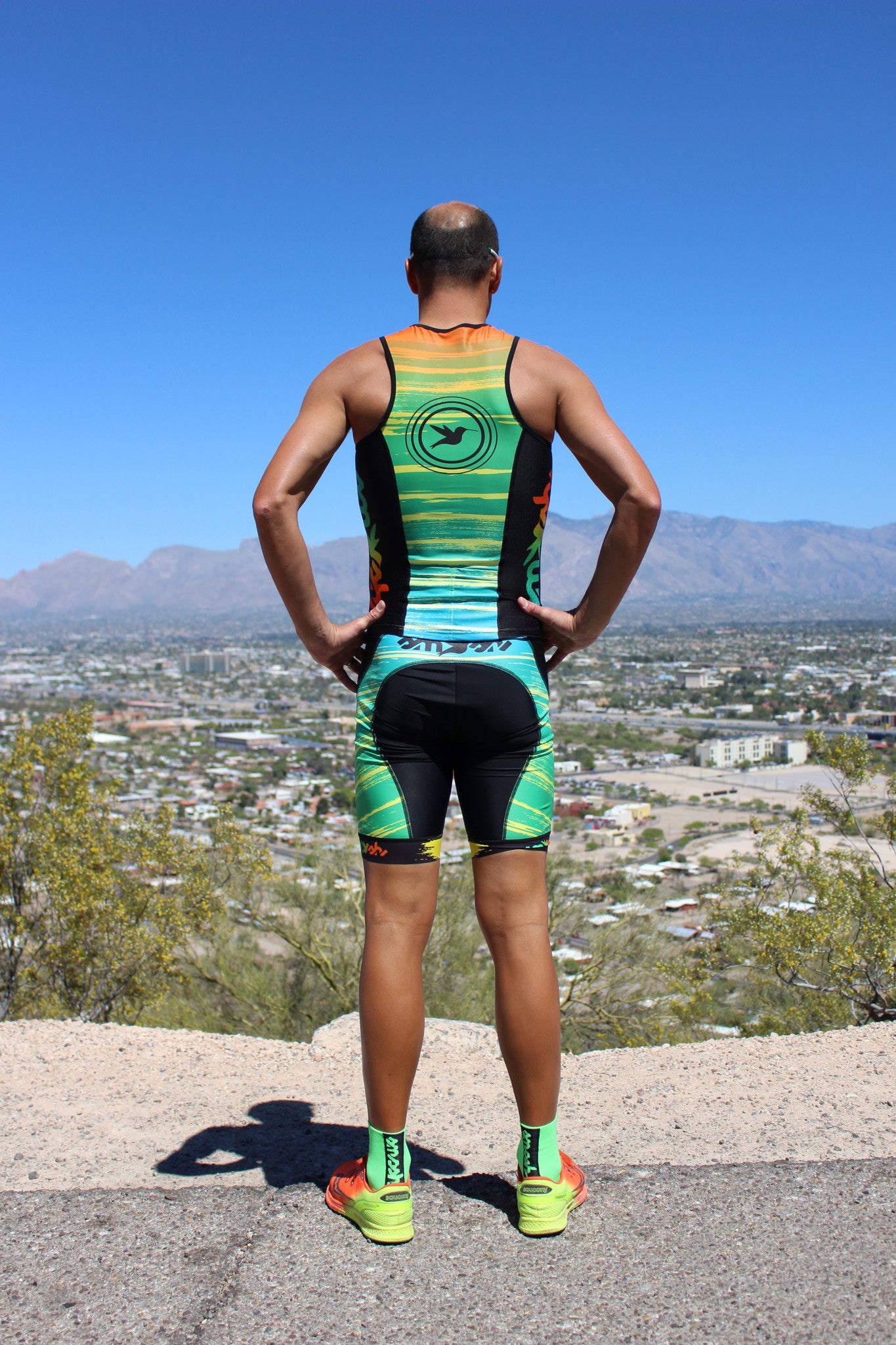 Comeback Men's Tri Shorts *FINAL SALE*