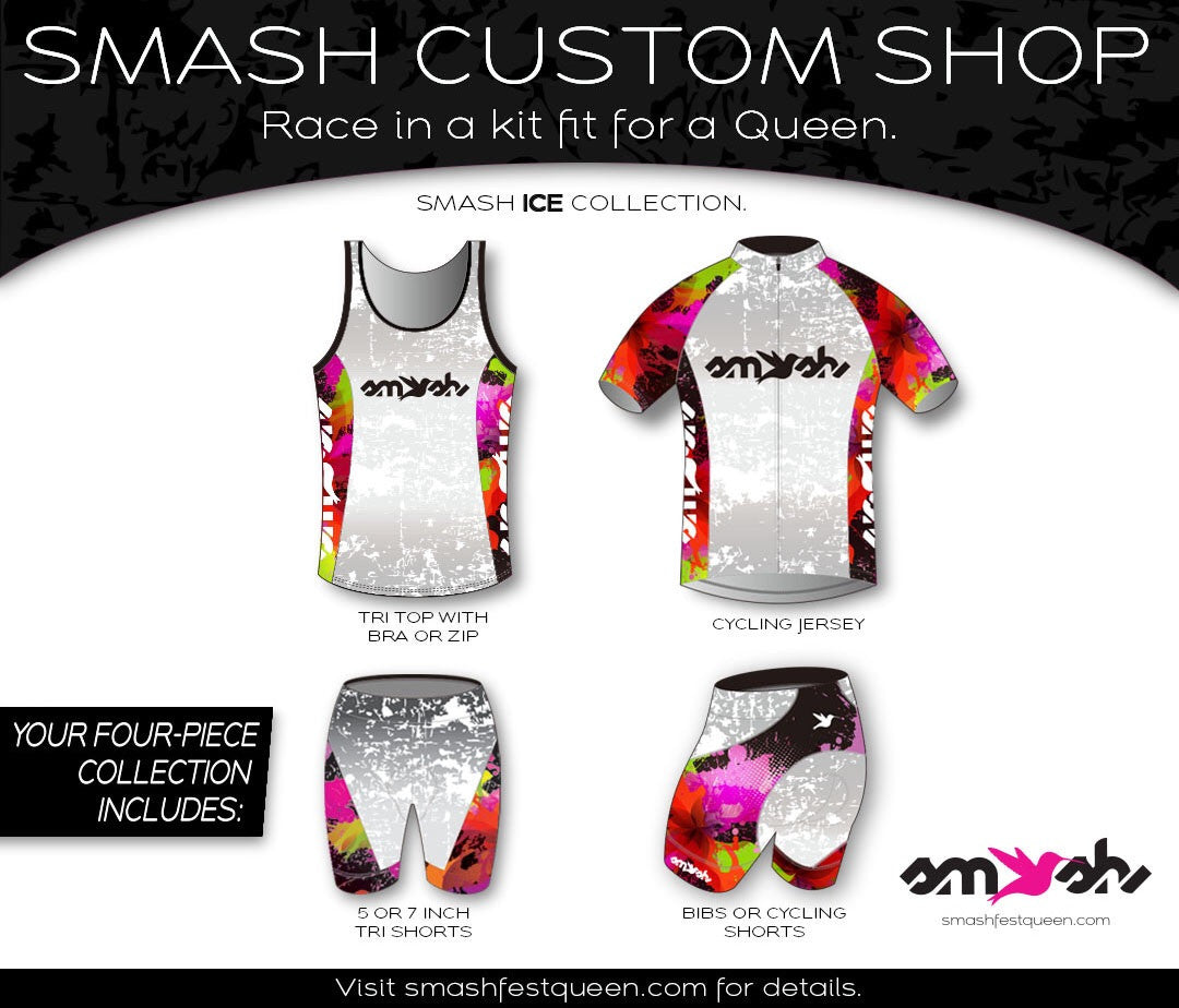 ICE Custom Four-Piece Tri Collection