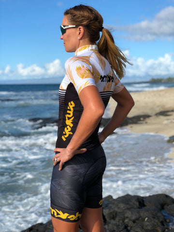 GOLD Cycling Jersey