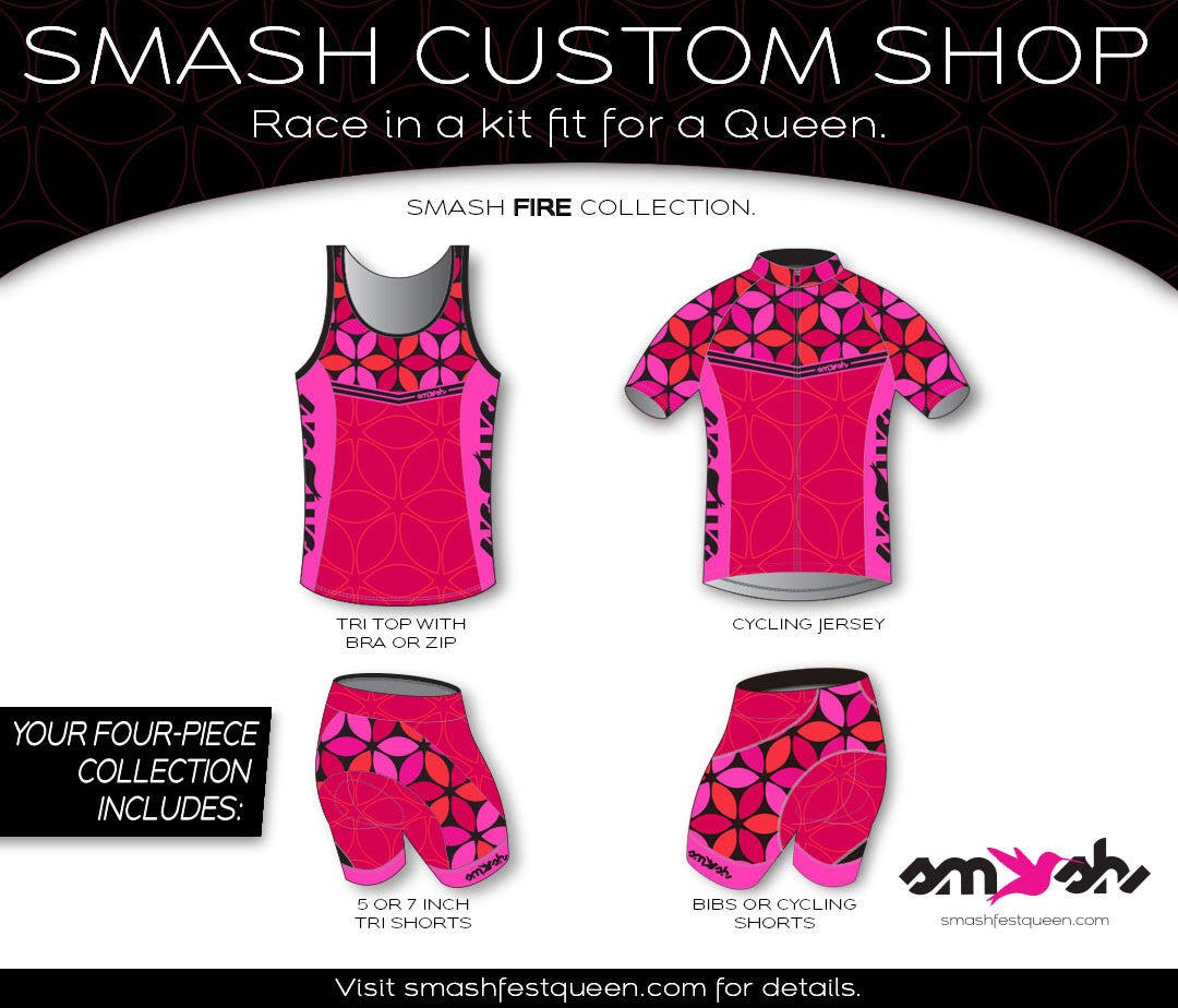 FIRE Custom Four-Piece Collection
