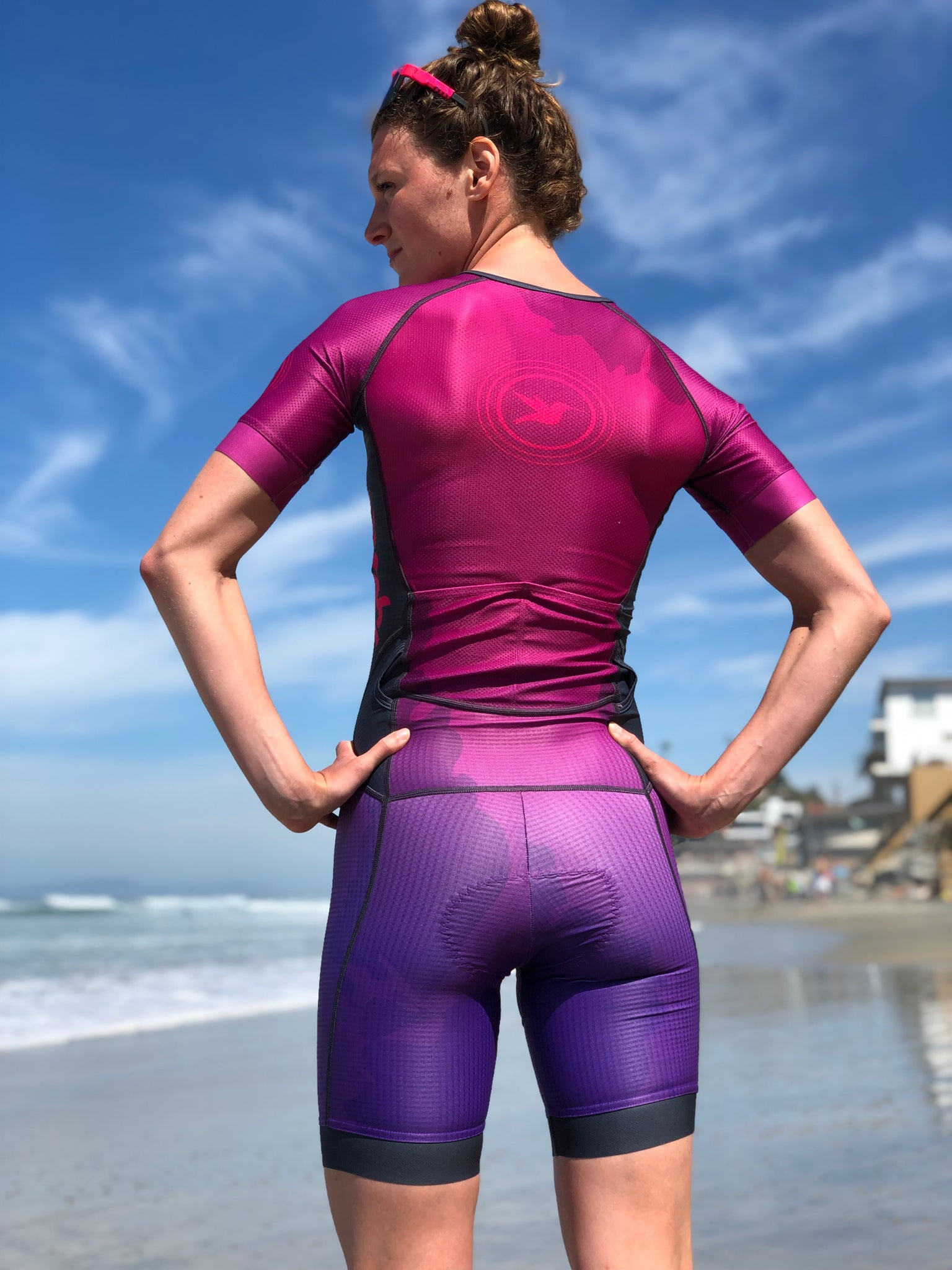Dawn Patrol Custom Aero Suit