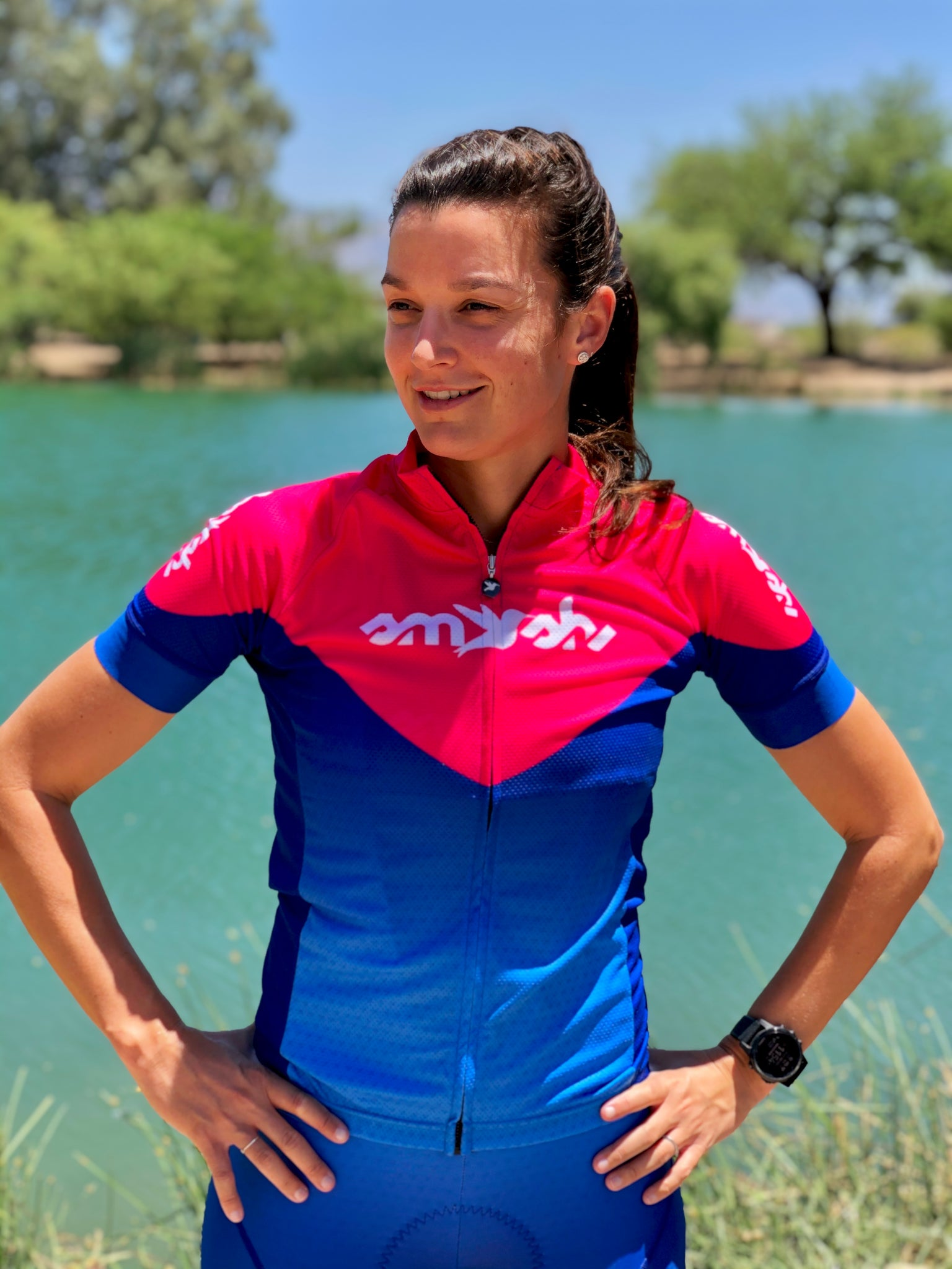 Boomerang Women's Cycle Jersey