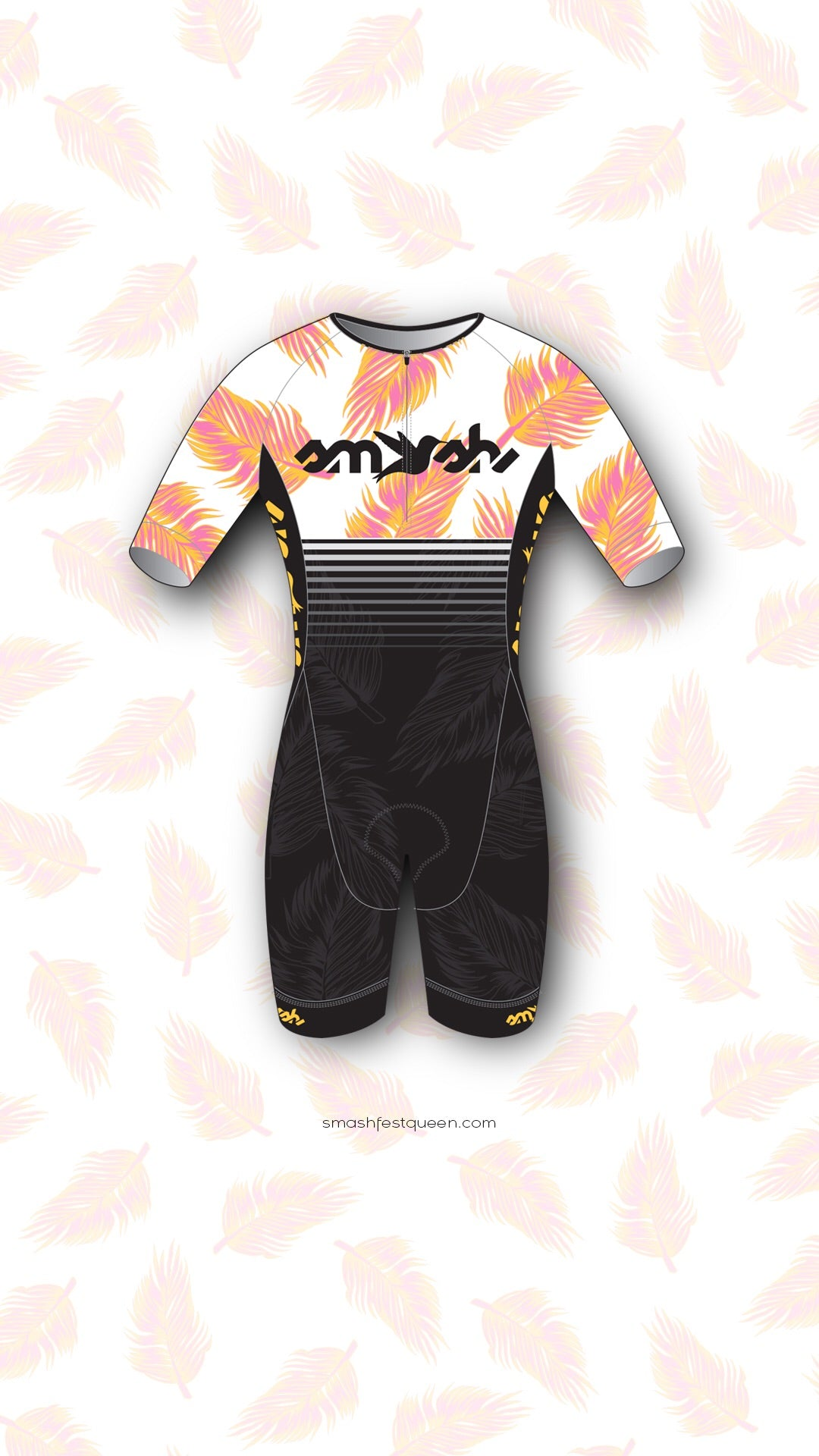 GOLD Custom Aero Suit