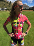 Lemmon Lime Aero Race Top
