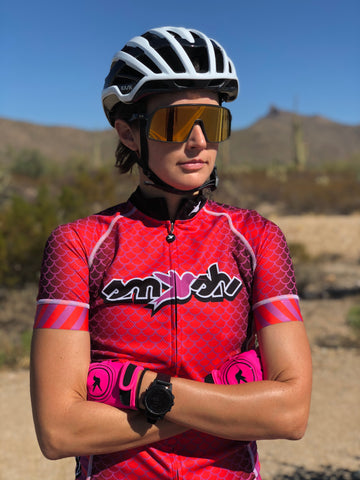 Lava Berry Women's Cycling Jersey
