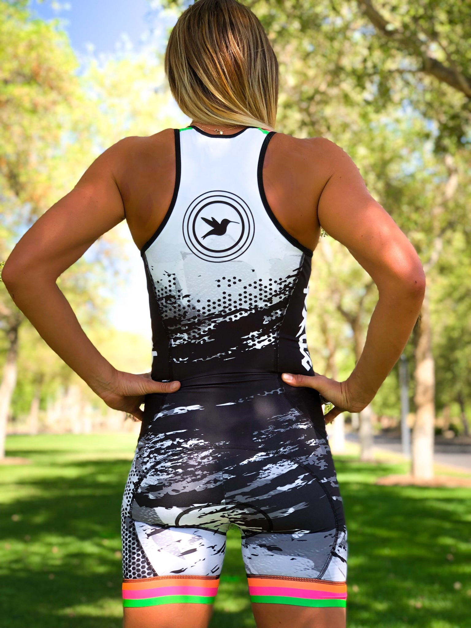 Cloud One-Piece Trisuit