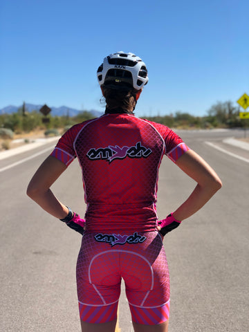 Lava Berry Women's Aero Cycling Bibs