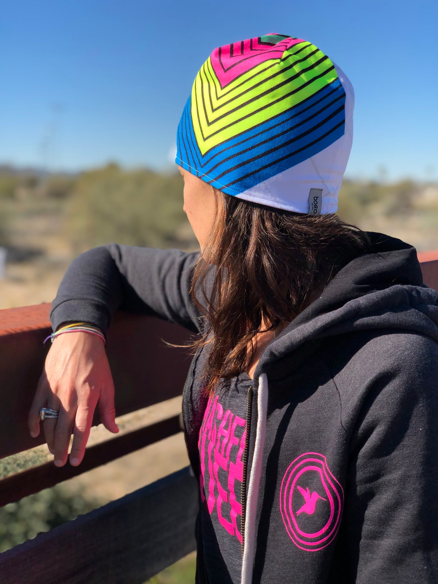Retro Performance Beanie