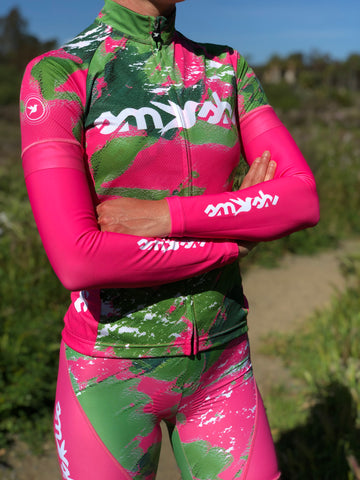 Camo Lemmon Arm Warmers *FINAL SALE*