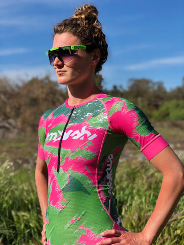 Camo Lemmon Women's  Aero Suit
