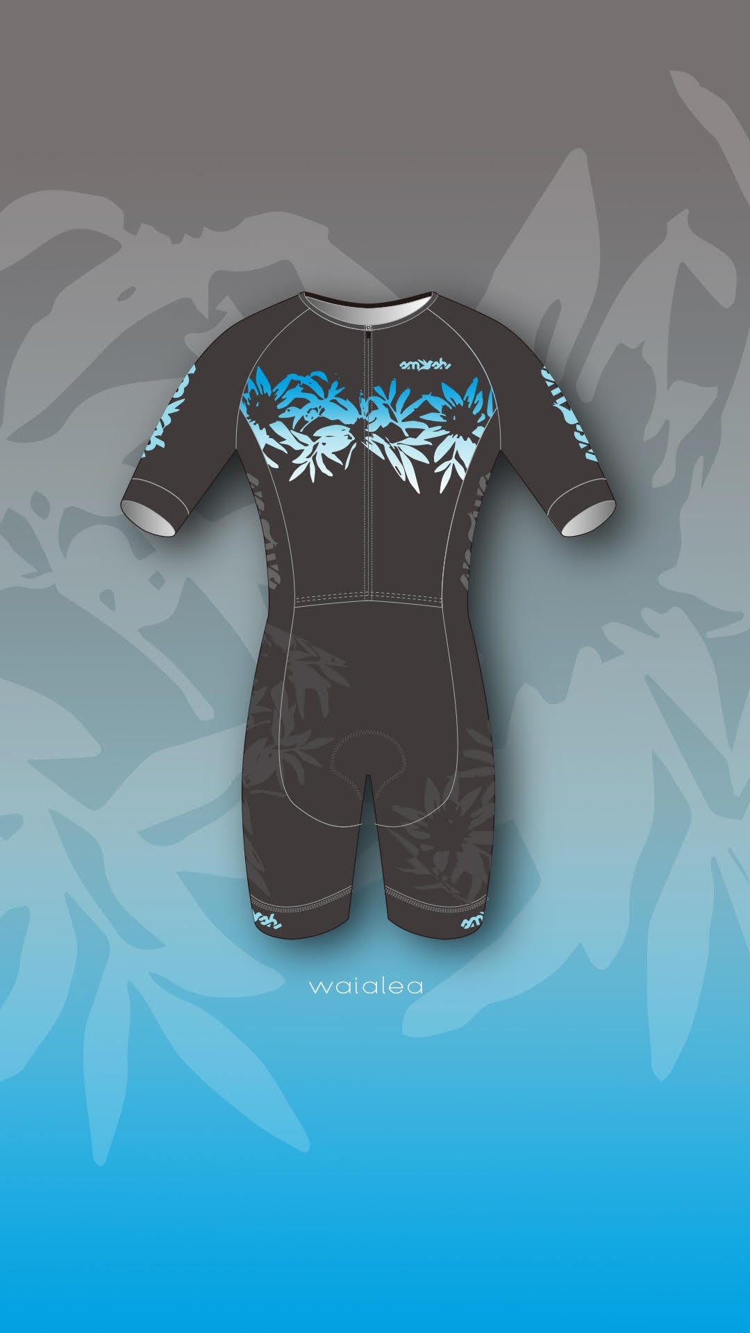Men's Custom Waialea Aerosuit