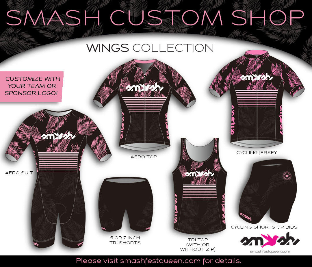 Wings Custom Four-Piece Aero Collection