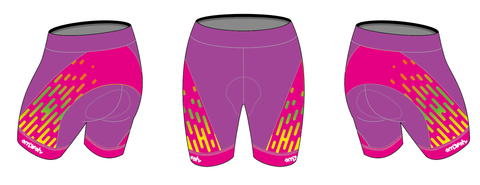 2020 Club SFQ Women's Cycling Shorts