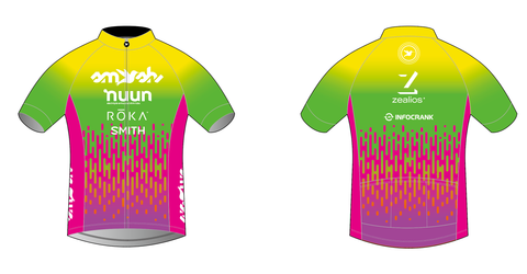 2020 Club SFQ Women's Cycling Jersey