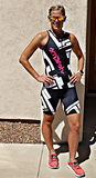 "Chisel 7"" Tri Shorts PINK"
