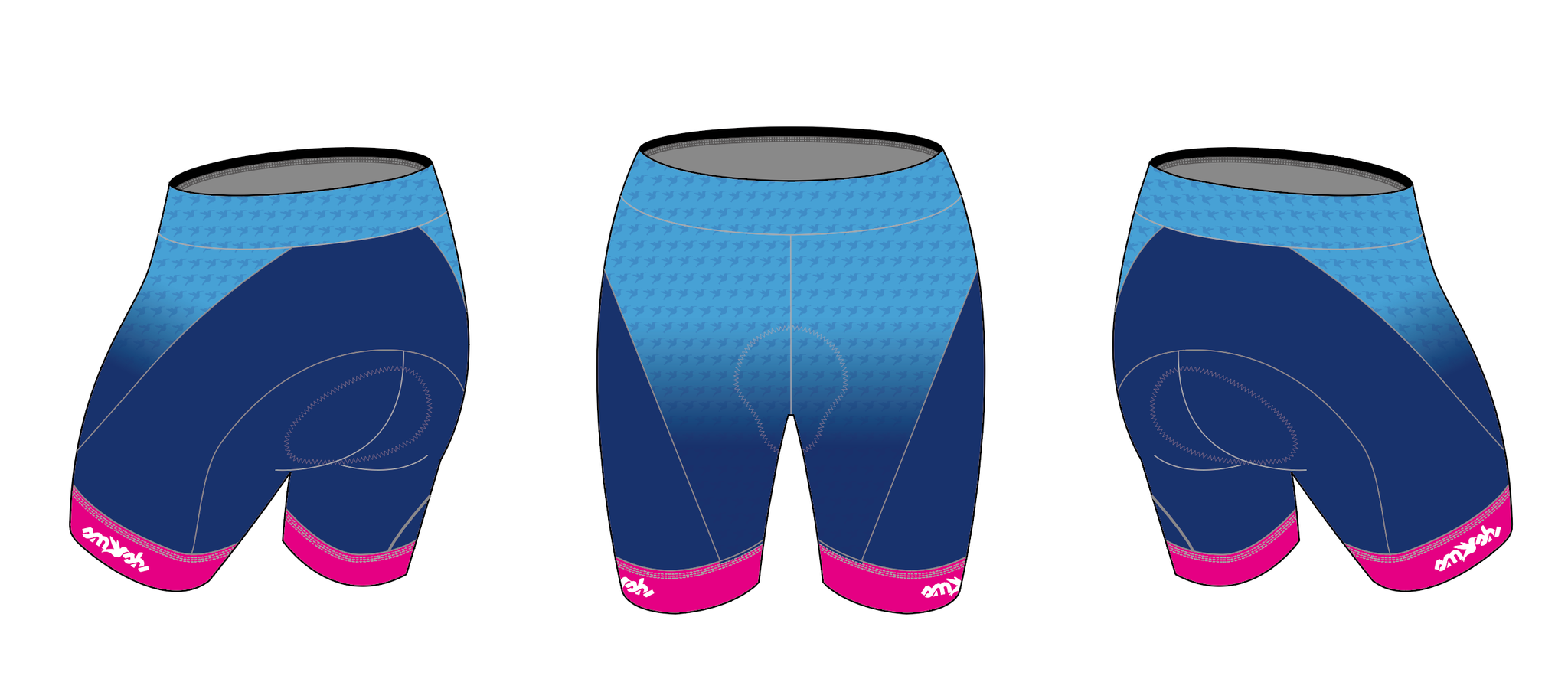Boomerang Women's Cycle Shorts