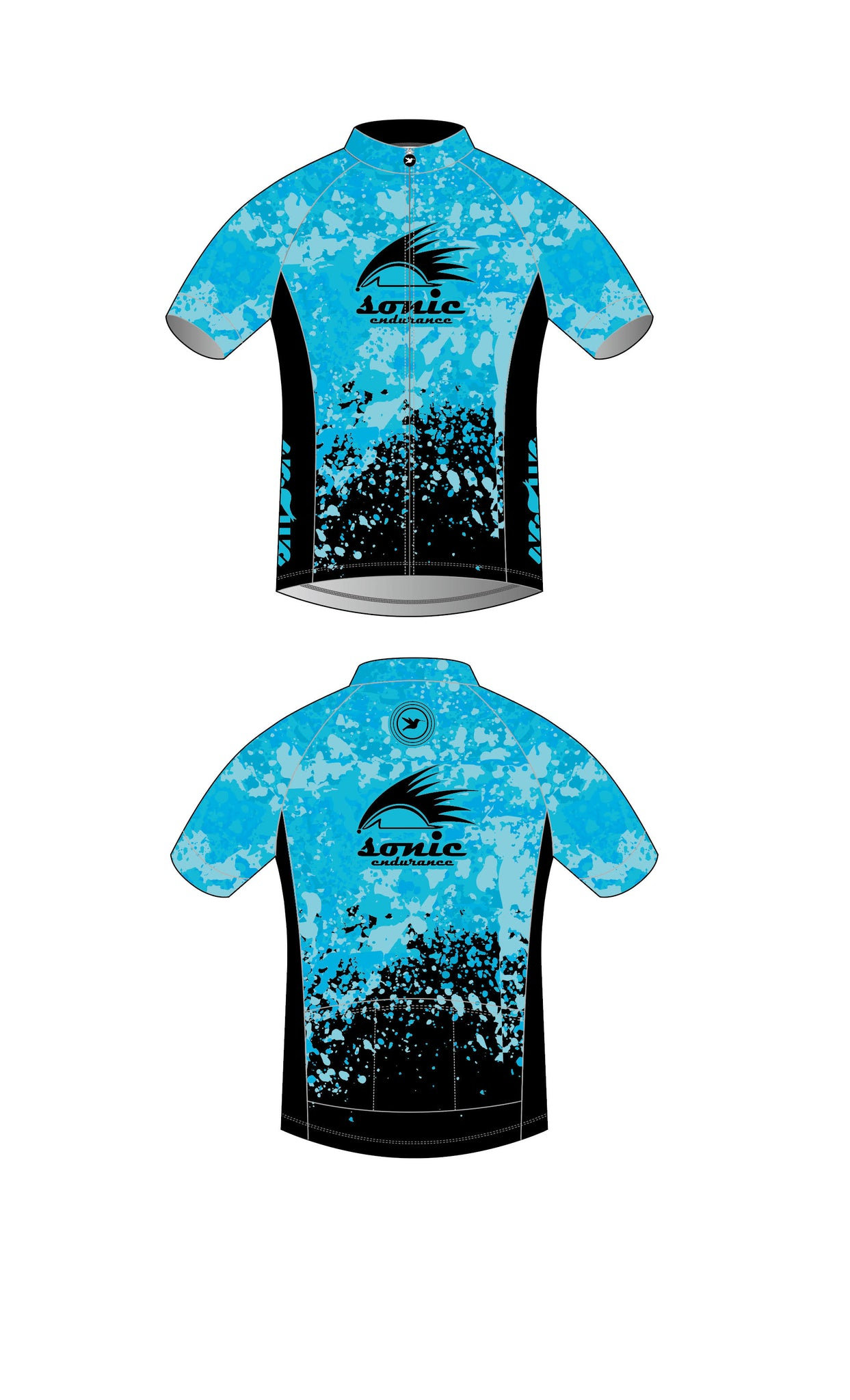 Sonic Endurance Women's Cycling Jersey Pre-Order