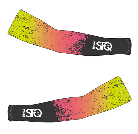 2021 Team SFQ Arm Warmers