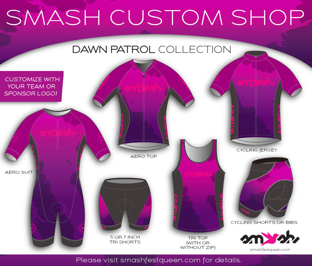 Dawn Patrol Custom Three-Piece Aerosuit Collection