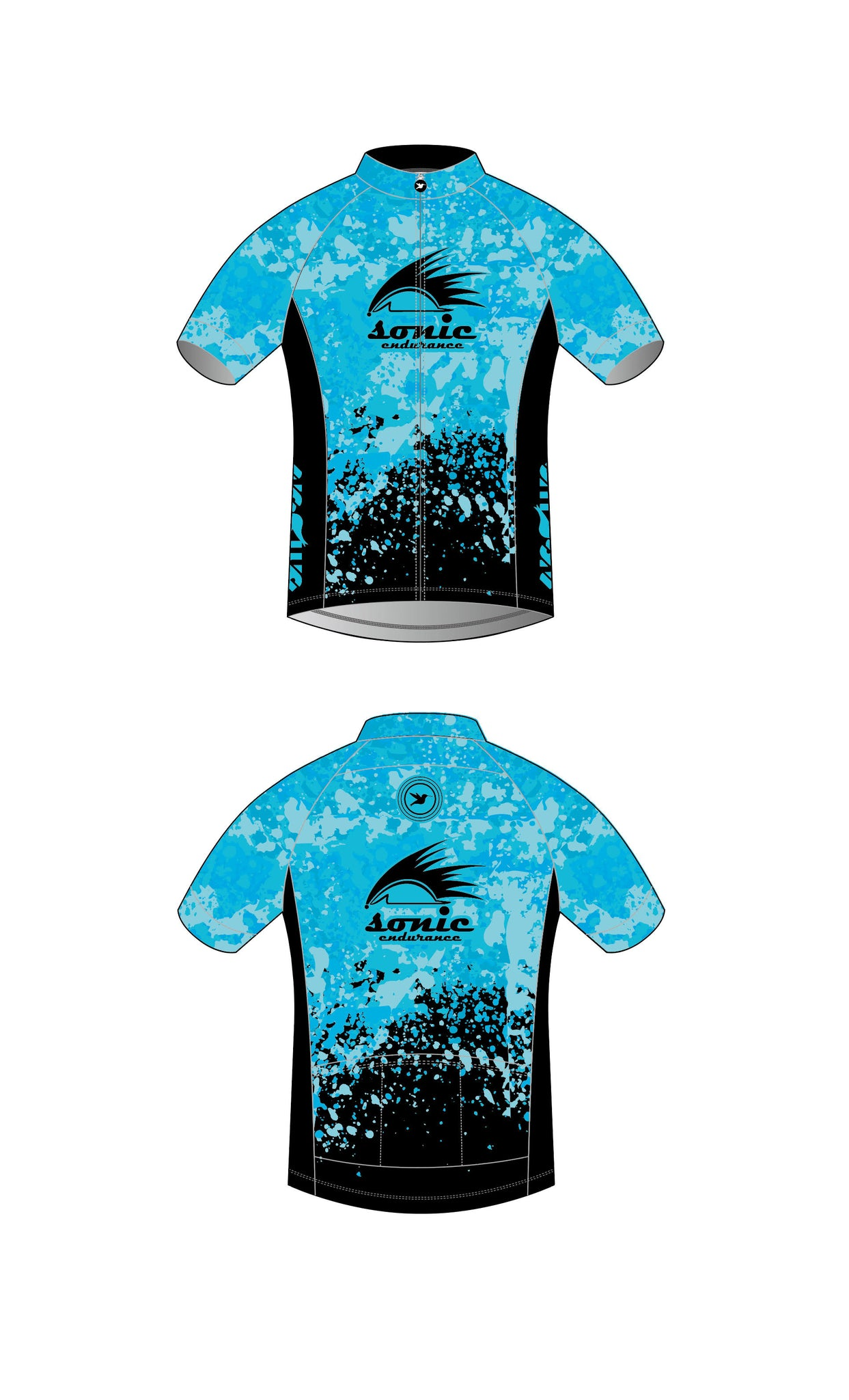 Sonic Endurance Men's Cycling Jersey Pre-Order