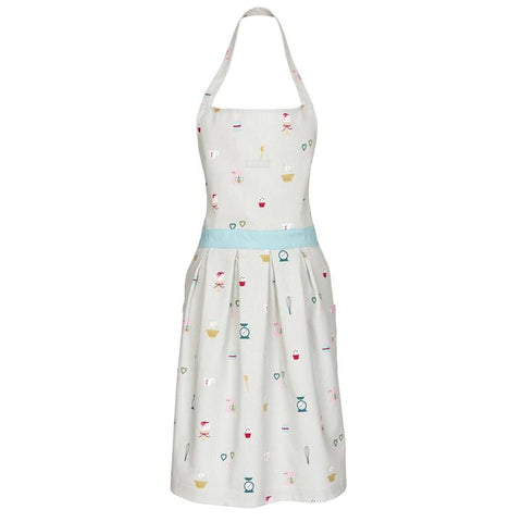 Baking Vintage Style Apron by Sophie Allport