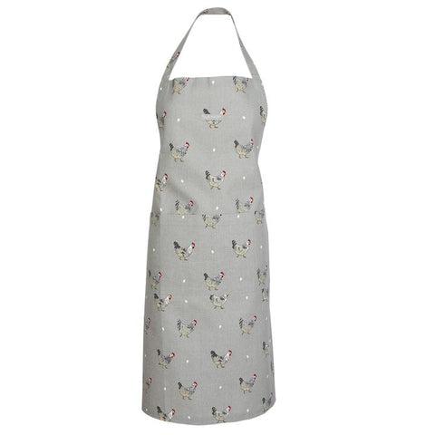 Chicken Adult Apron by Sophie Allport