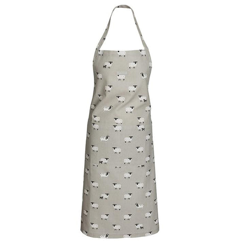 Sheep Adult Apron by Sophie Allport