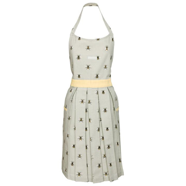 Bees Vintage Style Apron by Sophie Allport