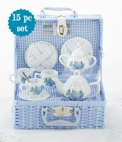 Child's Hydrangea Tea Set