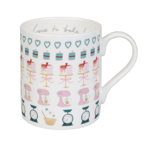Love to Bake Mug