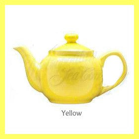 Ceramic Teapot - various colors