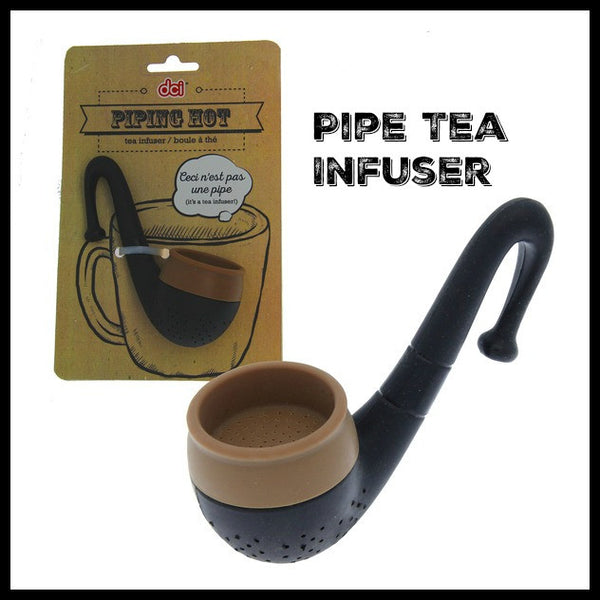 Piping Hot Tea Infuser