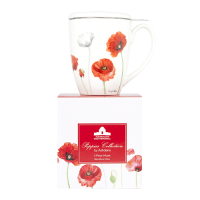Poppies Infuser Mug