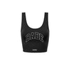 SHE'S A BABE TANK [ BLACK ]