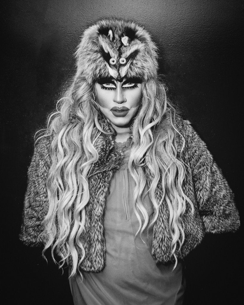 Trixie as Katya