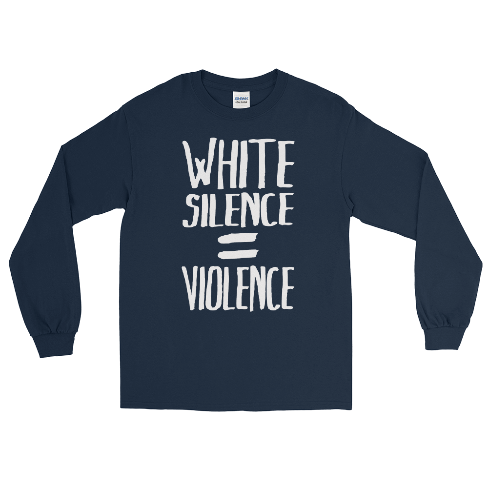 White Silence (Long-Sleeve)