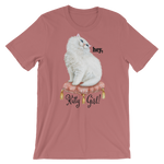 Kitty Girl Unisex T-Shirt