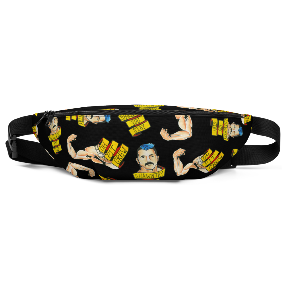 Tattoo Fanny Pack