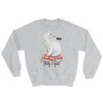 Kitty Girl Sweatshirt