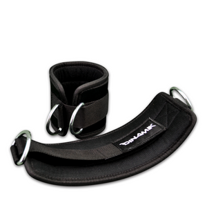 FITNESS ANKLE STRAPS FOR CABLE MACHINE