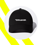 Load image into Gallery viewer, DINAMIK Performance Cap - Black