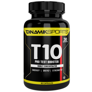 T10 - Test Booster For Men